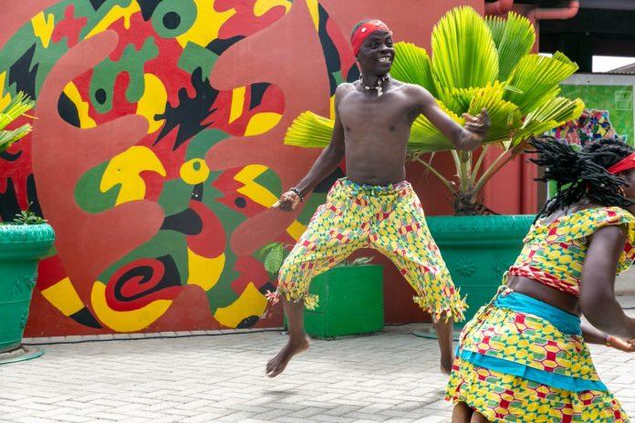 Dance in Ghana